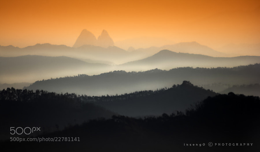 Photograph MOUNTAINS by chan-wook Kim on 500px