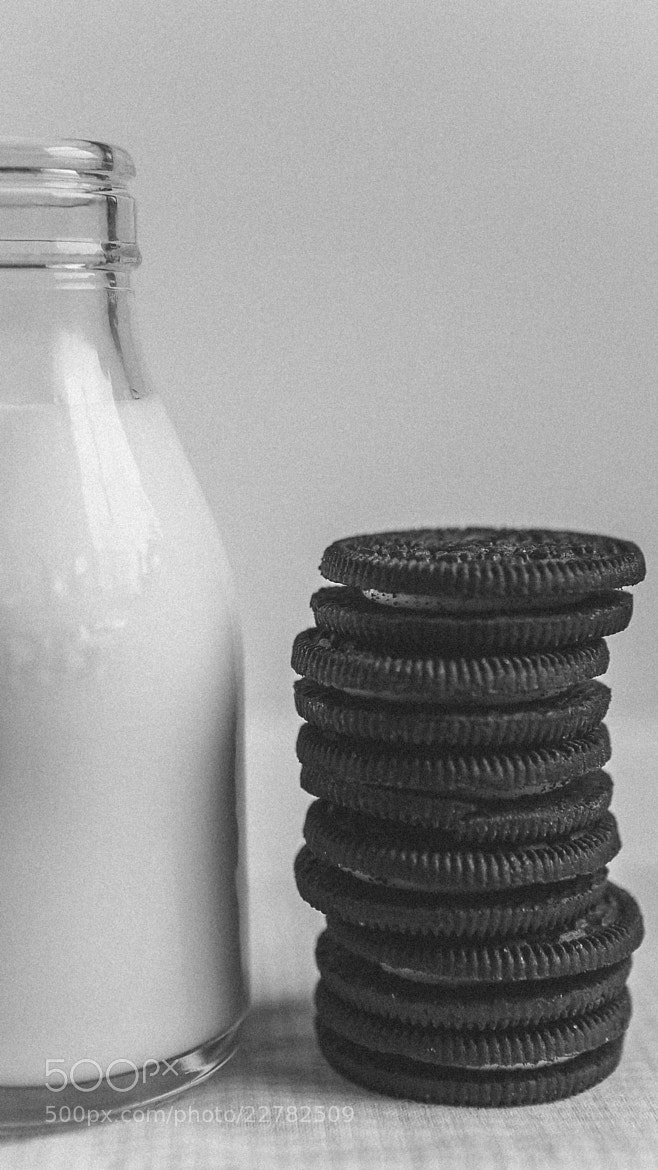 Photograph Milk n Cookies by Dade Freeman on 500px