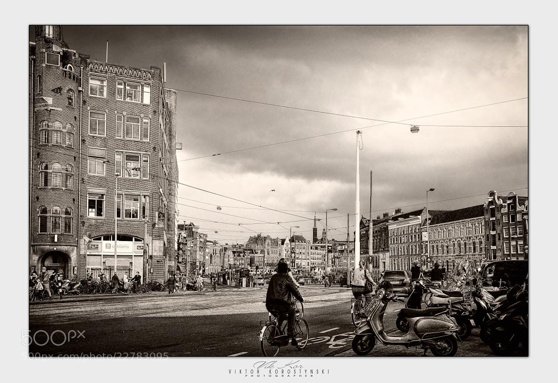 Photograph Streets of Amsterdam by Viktor Korostynski on 500px