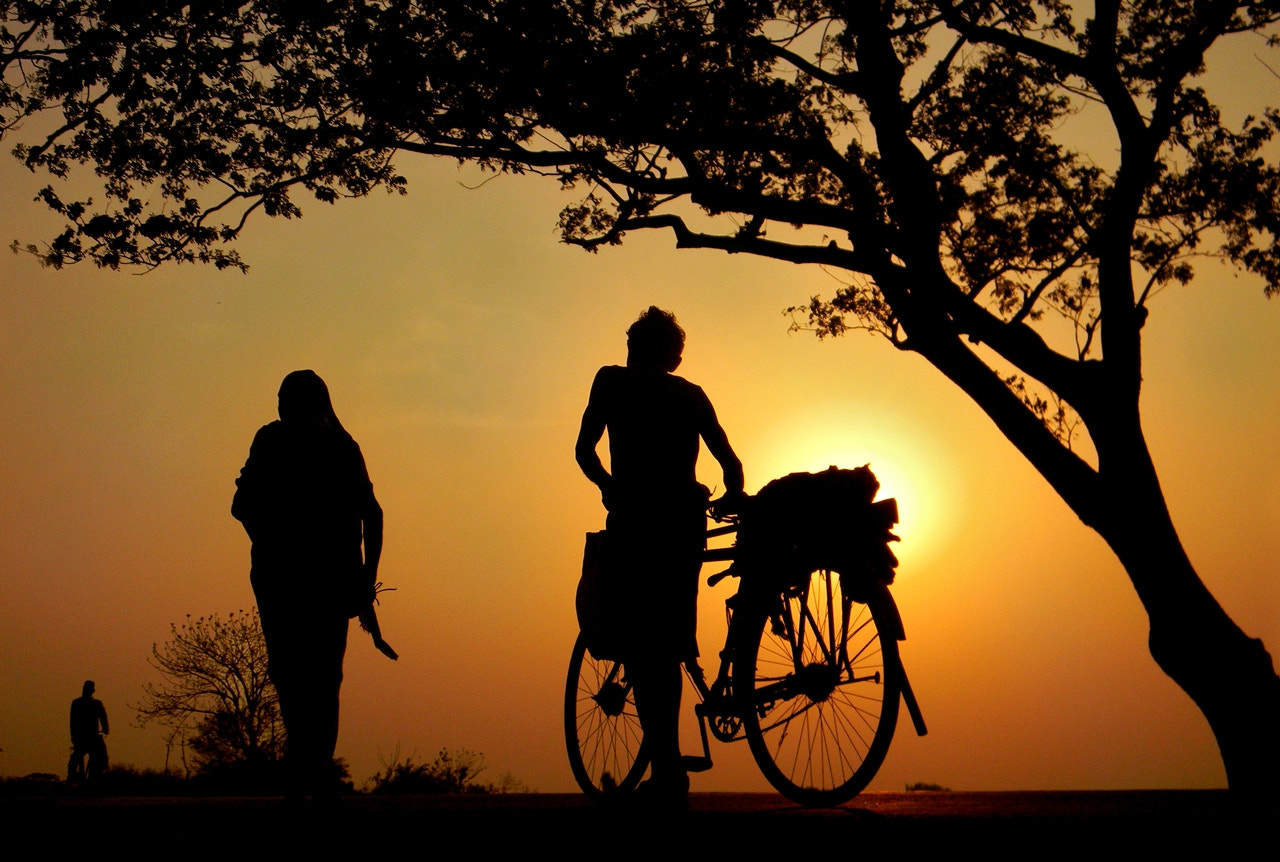 Photograph At the end of the day,,,,,,,,,,,,,,,,,,,, by Avishek Mazumder on 500px