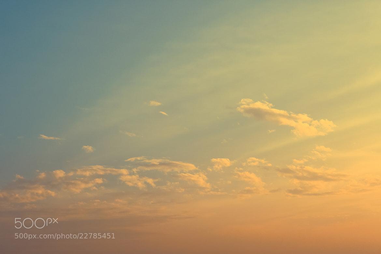 Photograph Soft colors by Boris Smokrovic on 500px