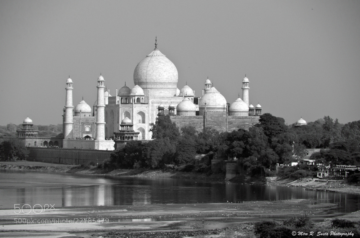 Photograph Taj Mahal by Miro Susta on 500px