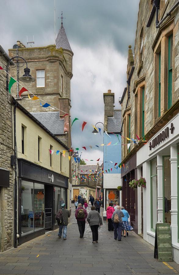 Shetland XI, Lerwick