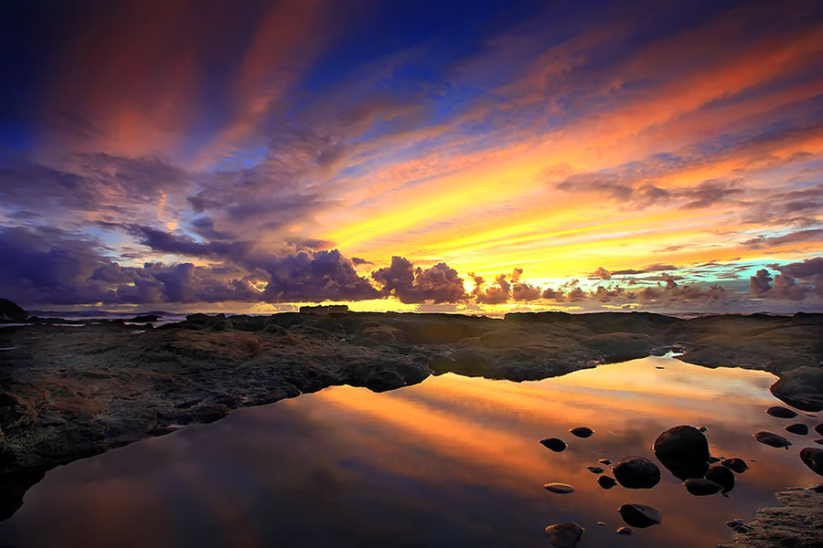 Photograph Just The Sky  by Agoes Antara on 500px