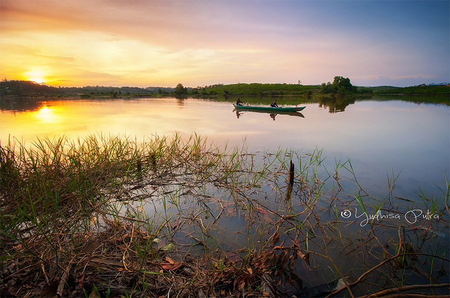 Photograph Sunset Activity by Yudhisa Putra on 500px