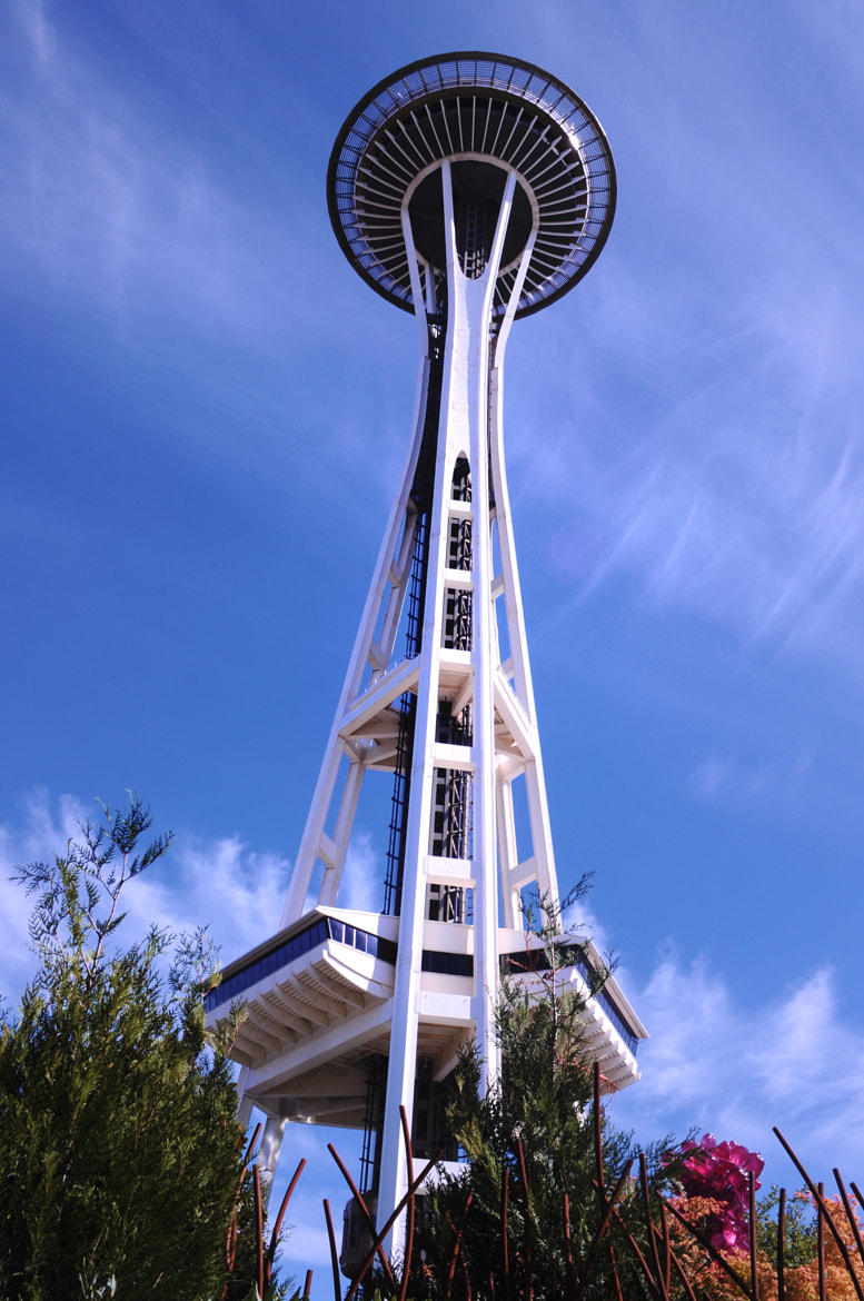 Photograph Space Needle by Assma  Abohelal on 500px