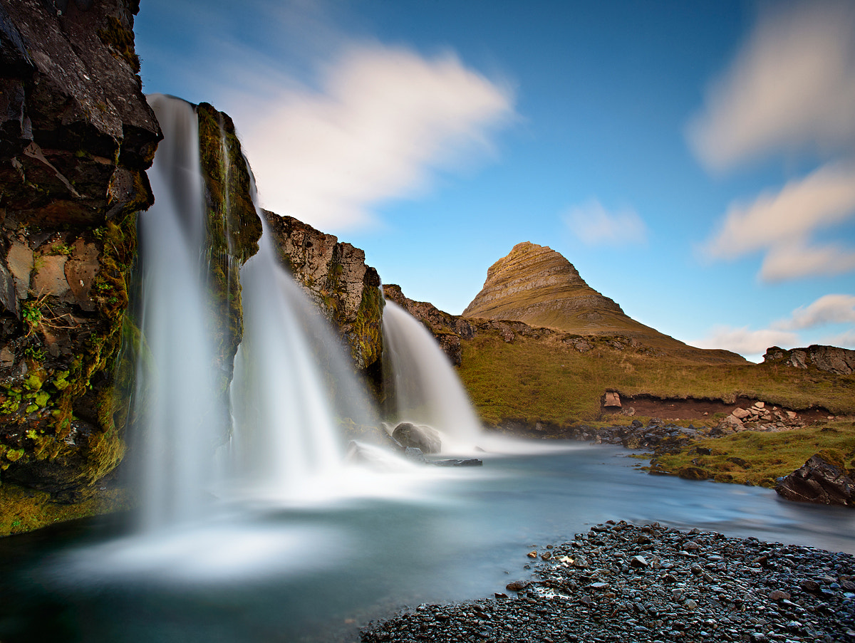 Photograph Kirkjufell, Iceland by Denison Tan on 500px