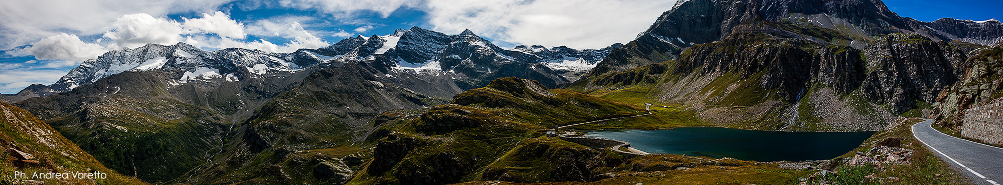 Photograph Valle dell'Orco - Panoramica by Andrea Varetto on 500px