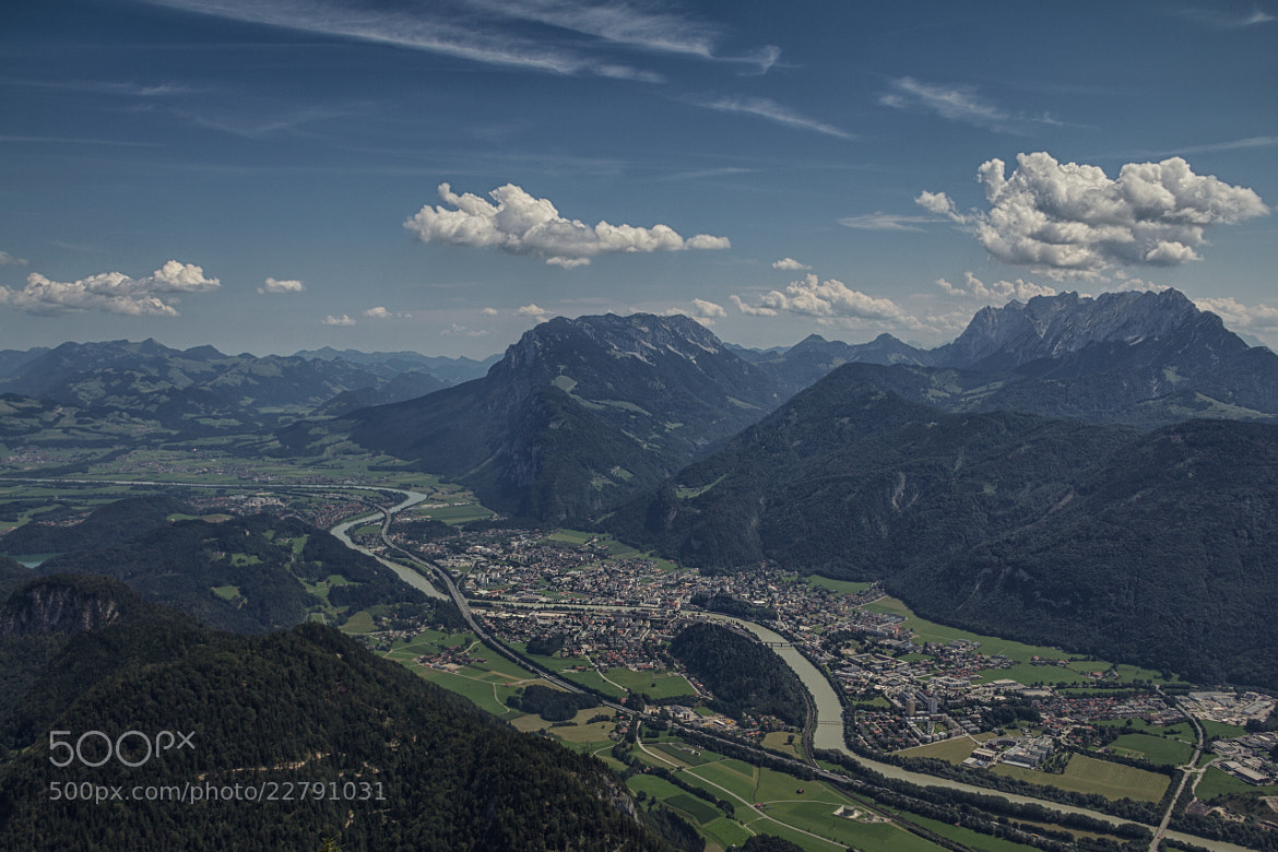 Photograph Top Of The World by Julian Höck on 500px