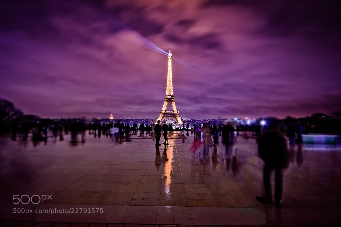 Photograph Glow in the night by Nick Pandev on 500px