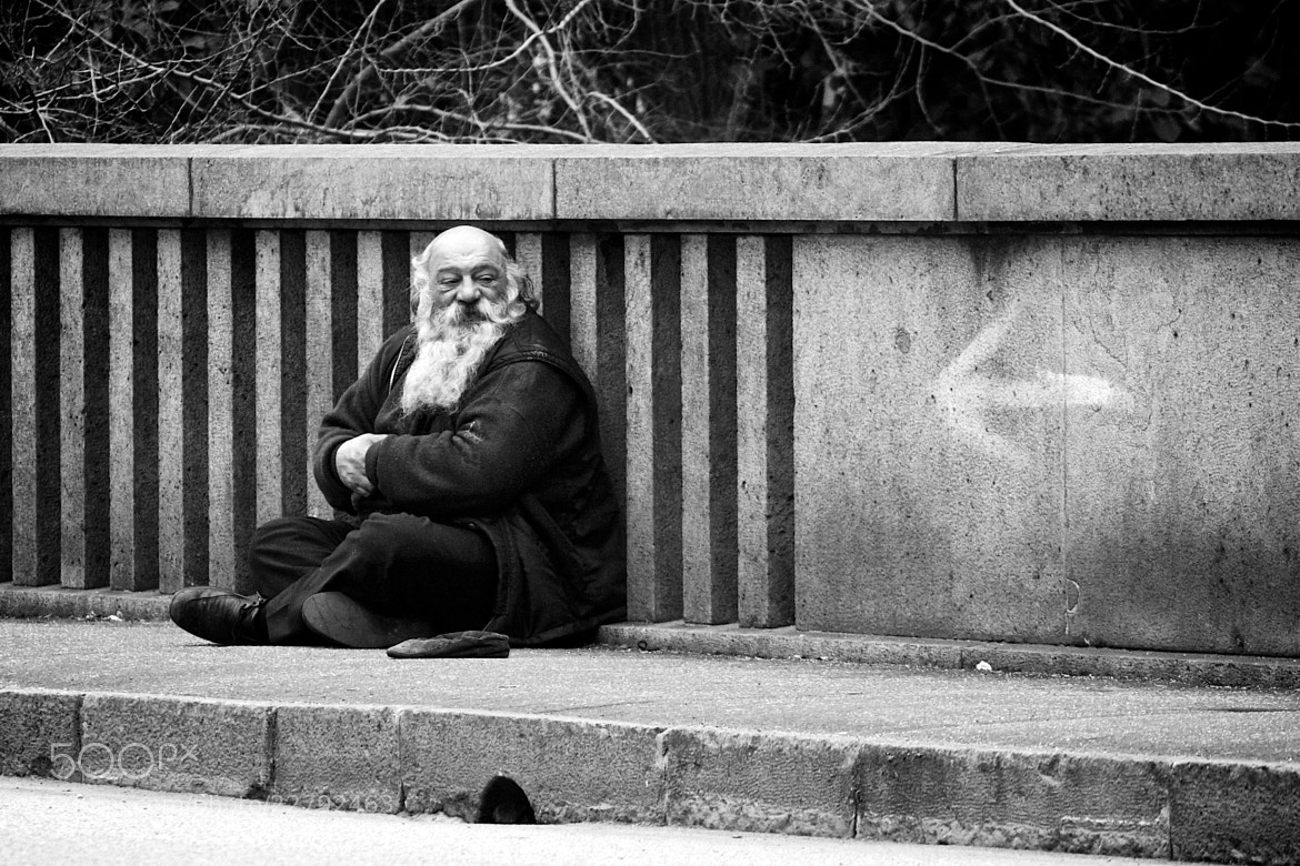 Photograph Mendicant…this way! by Fabiano  on 500px