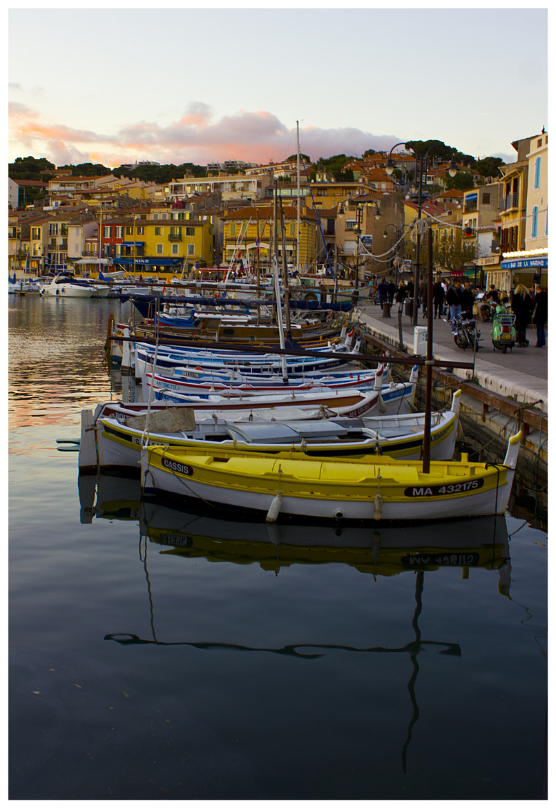 Photograph Cassis by Dar Mou on 500px