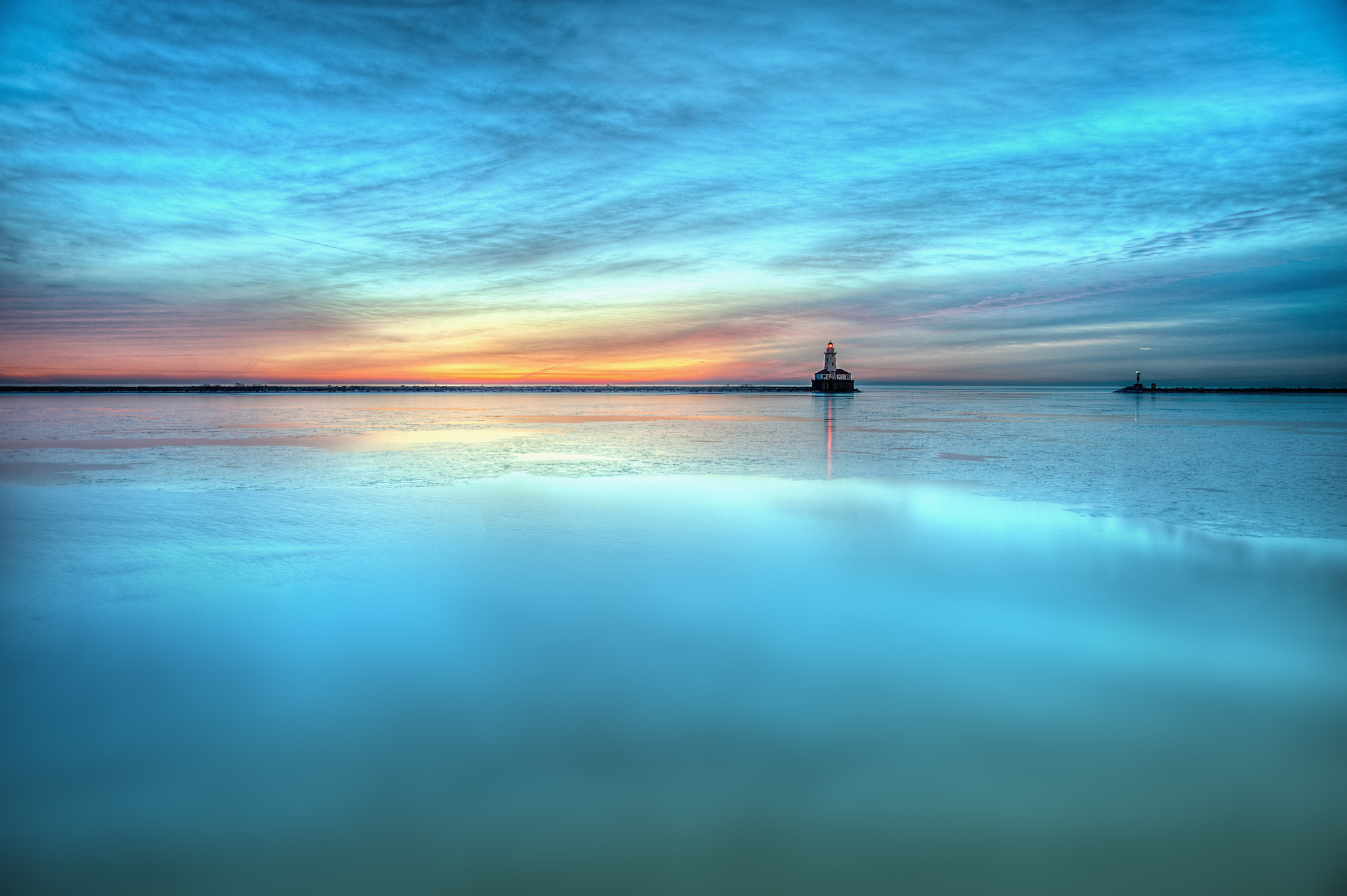 Photograph Lonely Lighthouse by Matty Wolin on 500px