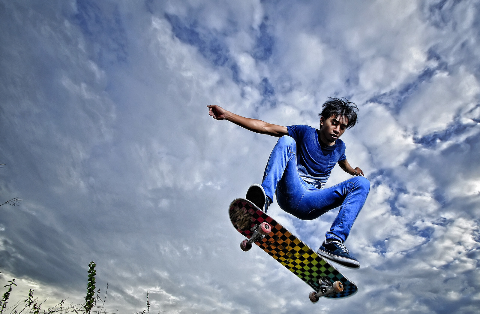 Photograph skate and jump by Afzarizam Mohamad on 500px