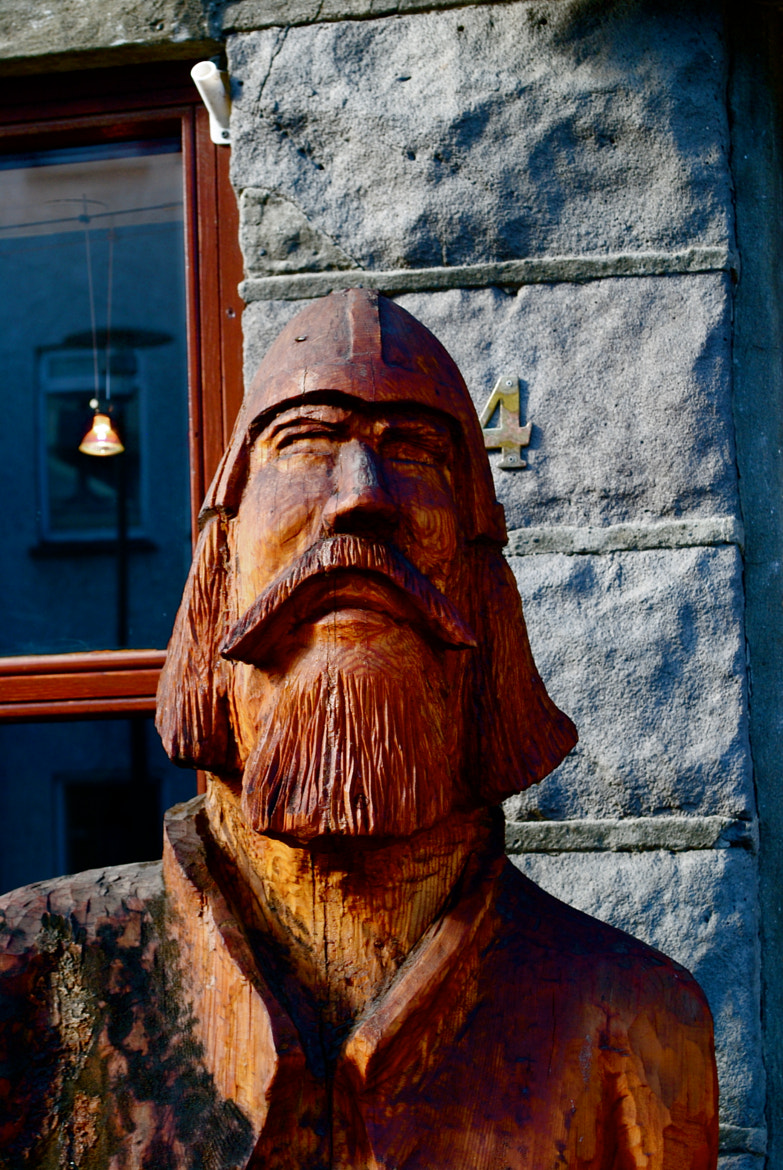 Photograph Wooden Viking by Philipp Wiedekamp on 500px