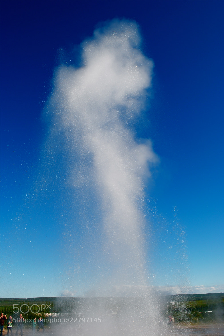 Photograph Geysir by Philipp Wiedekamp on 500px