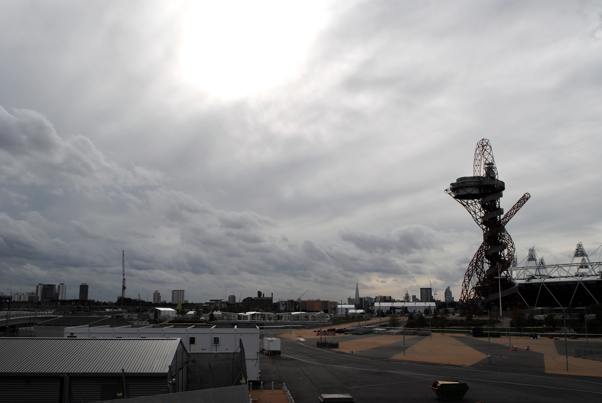 Photograph Olympic Park by Philipp Wiedekamp on 500px