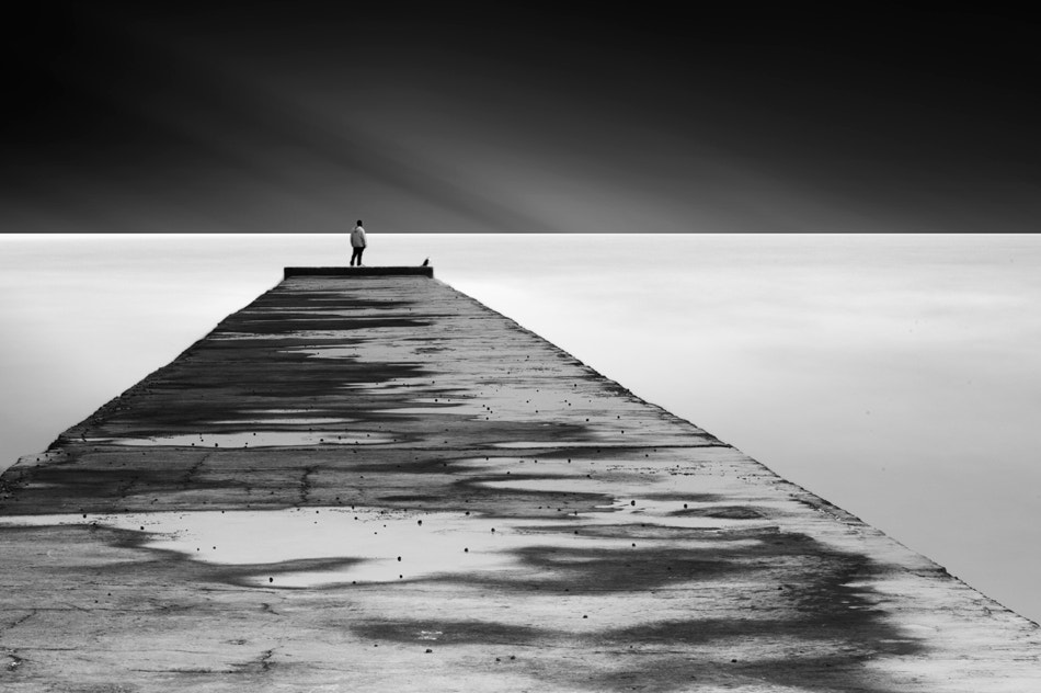 Photograph Such a lonely day  by Yousef  Abdullsalam on 500px