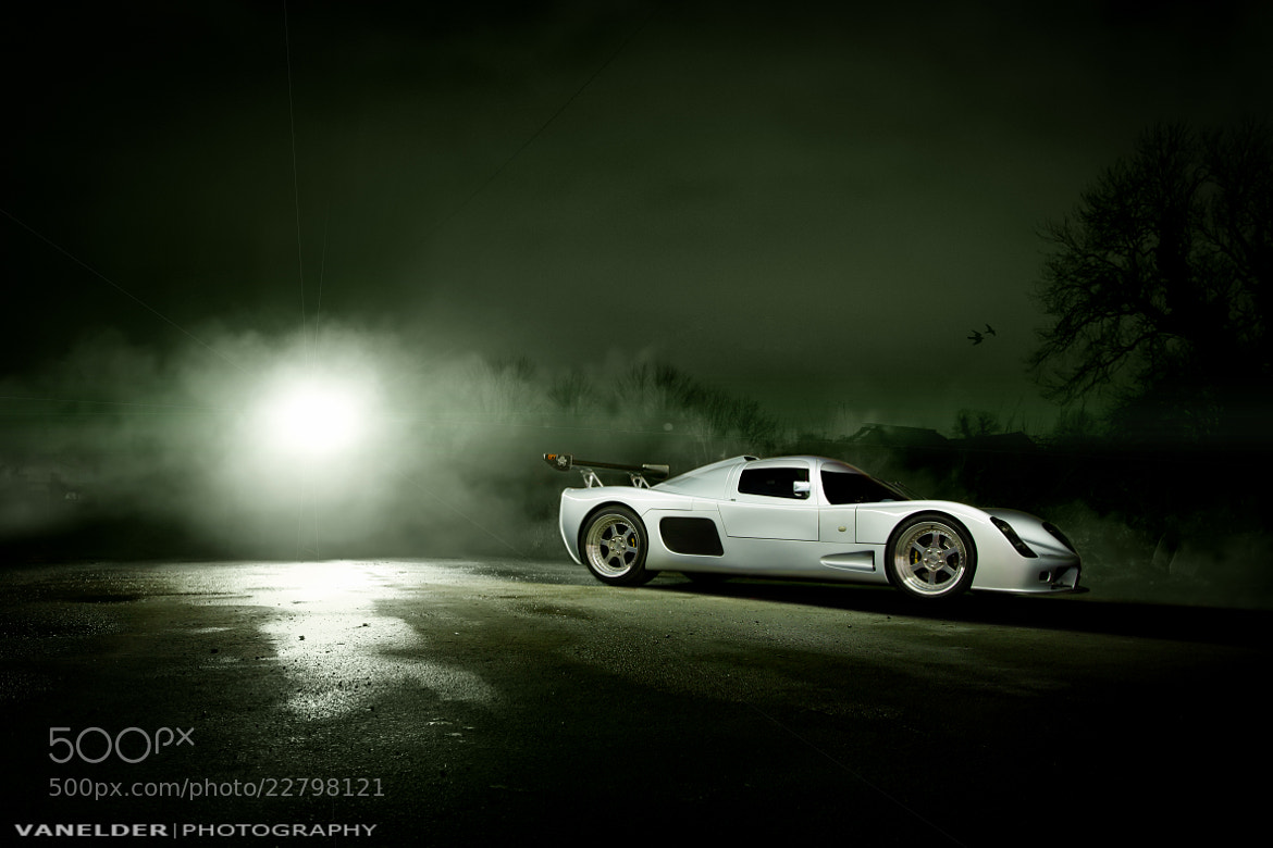 Photograph Ultima GTR by Barry Elder on 500px