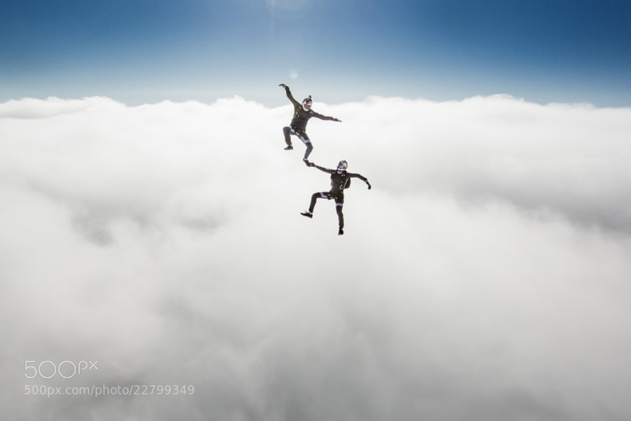 Photograph Freeflyers by Wolfgang Lienbacher on 500px