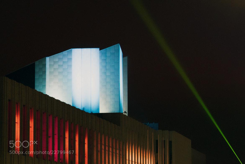 Photograph Finlandia House by Pia Parkkonen on 500px