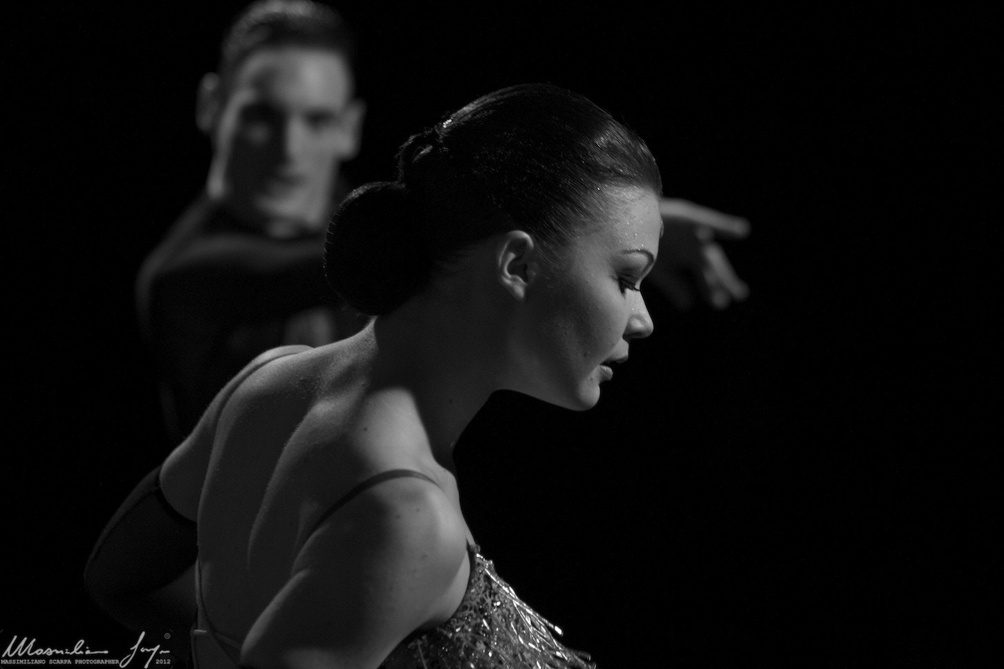 Photograph Ballet 003 by Massimiliano Scarpa on 500px