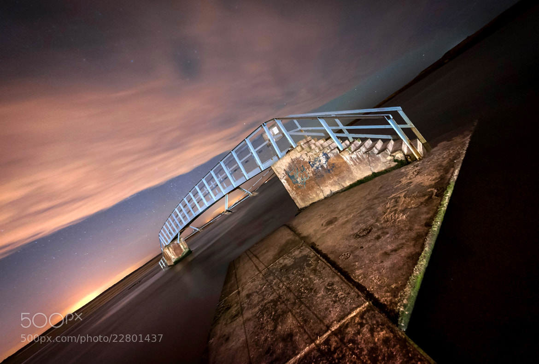 Photograph Bridge to Nowhere II by Zain Kapasi on 500px