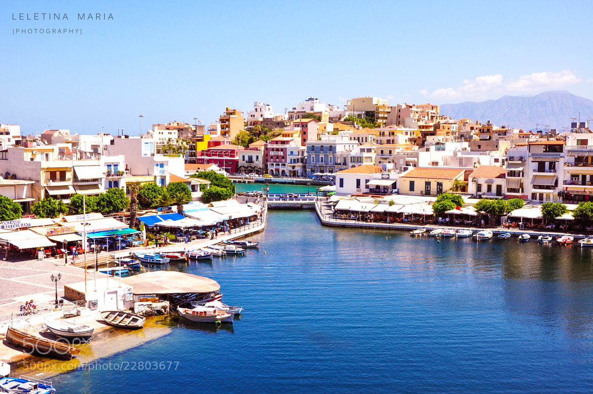 Photograph Agios Nikolaos by Maria Leletina on 500px