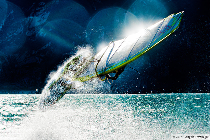 Photograph Windsurf • Lake Garda by Angela Trawoeger on 500px