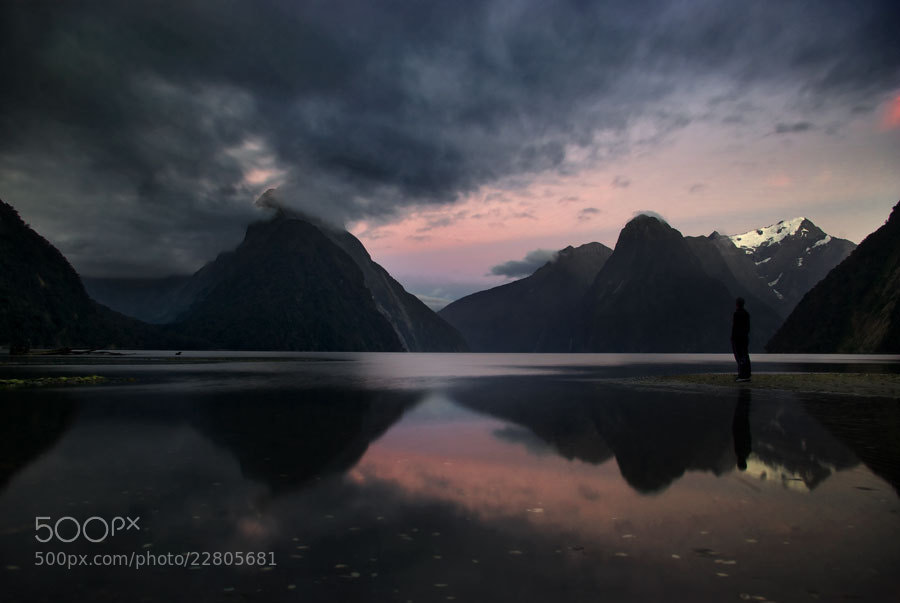Photograph Reflection by Chris Jones on 500px