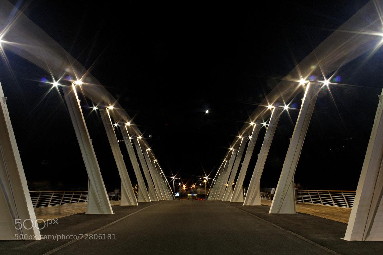 Photograph Ponte della Musica by Giampiero Ranieri on 500px