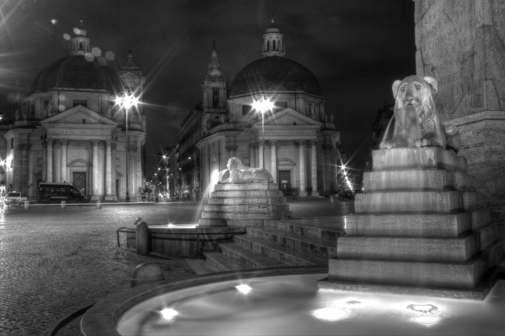 Photograph Piazza del Popolo by Giampiero Ranieri on 500px