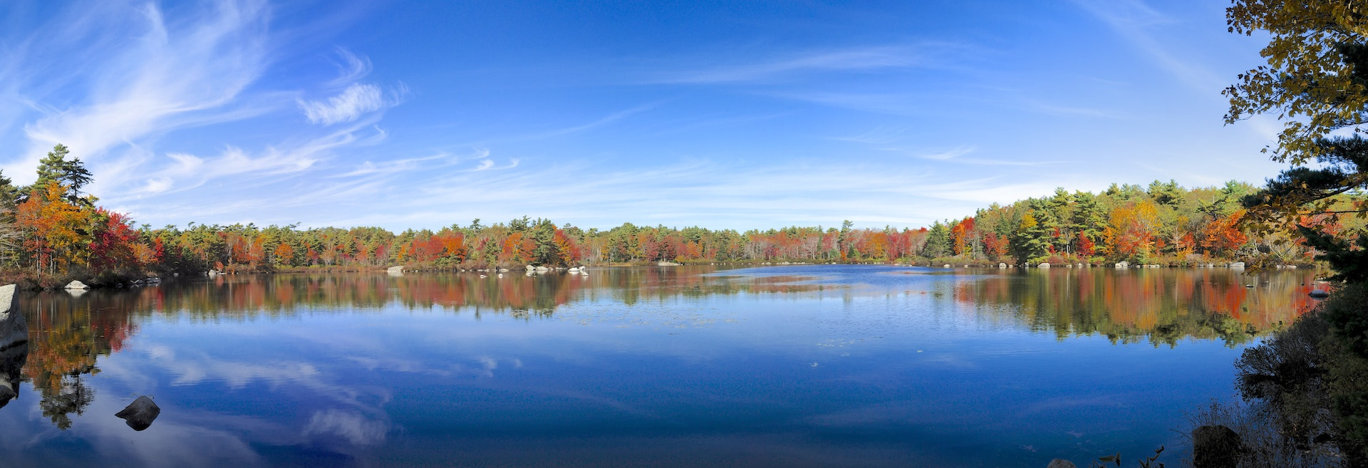Photograph Frog Pond Panorama by Don Martin on 500px