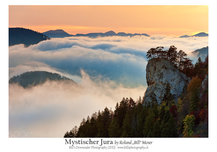 "Photograph Mystischer Jura by Roland ""Bill"" Moser on 500px"