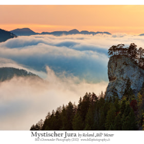 "Mystischer Jura by Roland ""Bill"" Moser (downunder-photography)) on 500px.com"