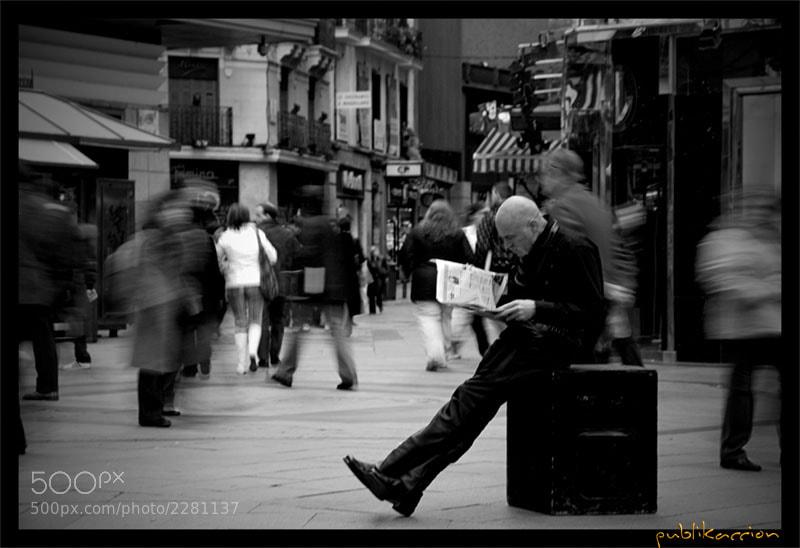 Photograph waiting by publikaccion vicious on 500px