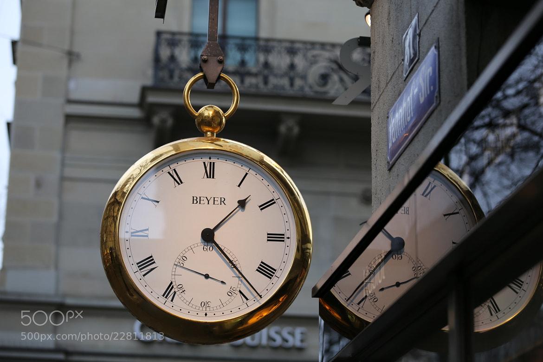 Photograph Zurich, Bahnhofstrasse by Dmitri Karpatchev on 500px