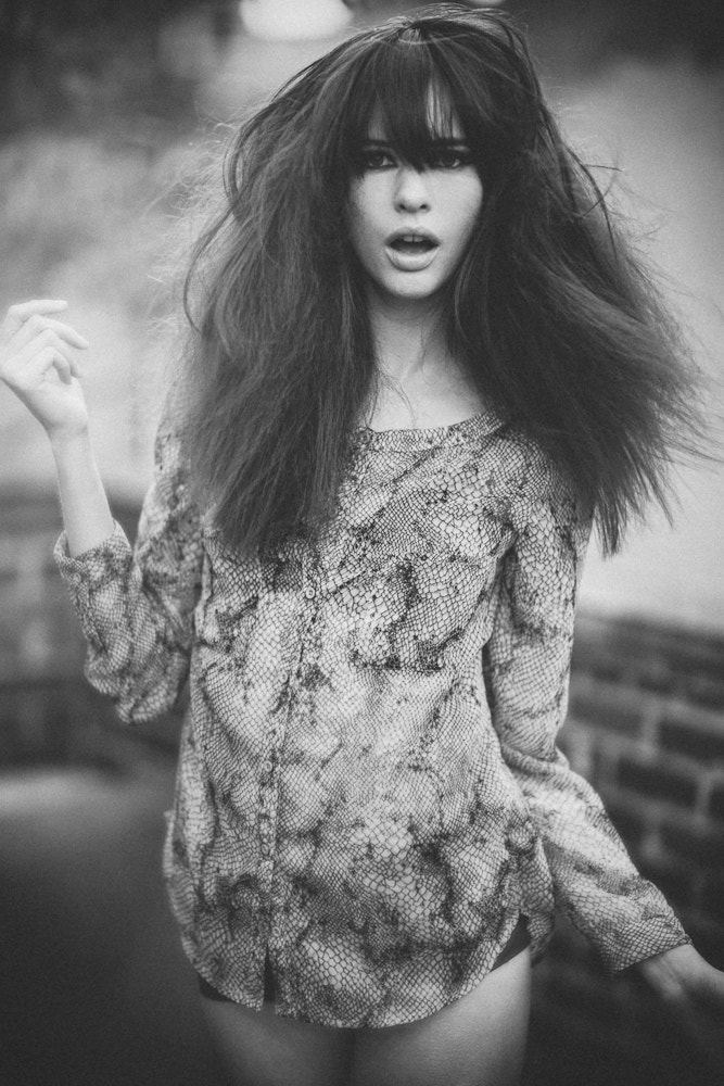 Photograph Elizabeth by Emily  Soto on 500px