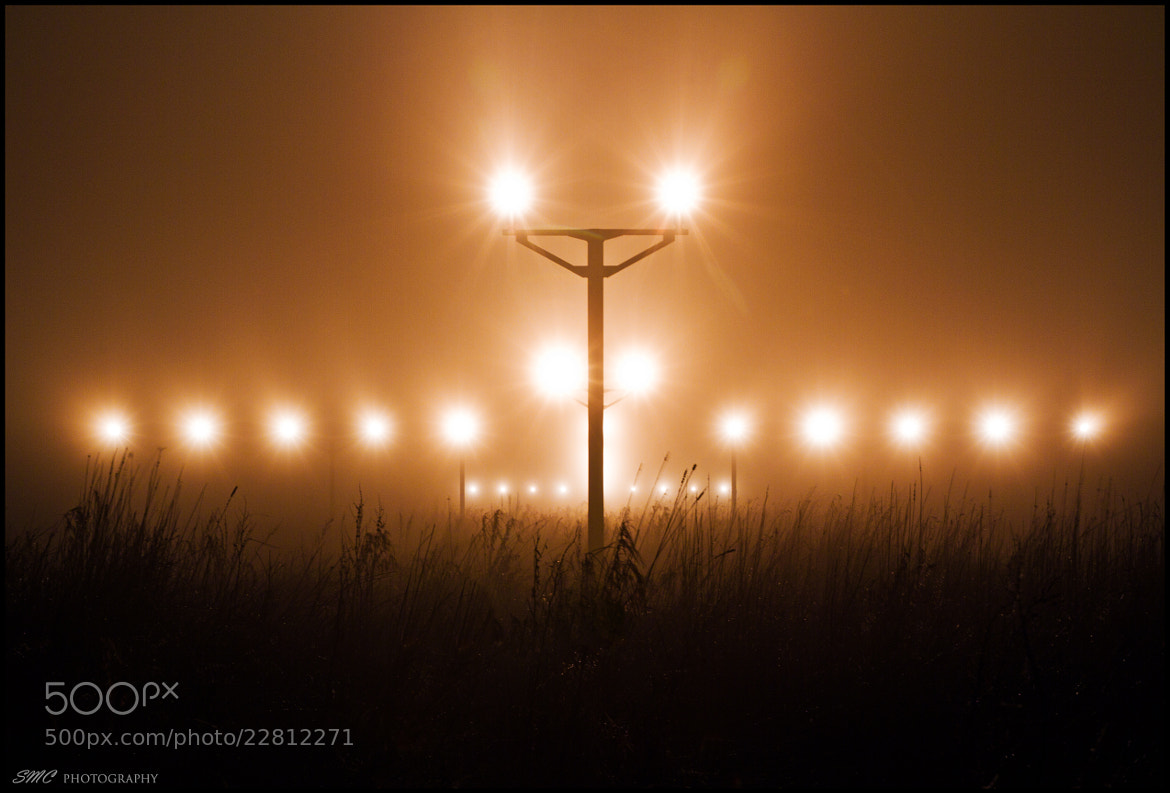 Photograph Landing in the mist by Sam Mellor-Clark on 500px