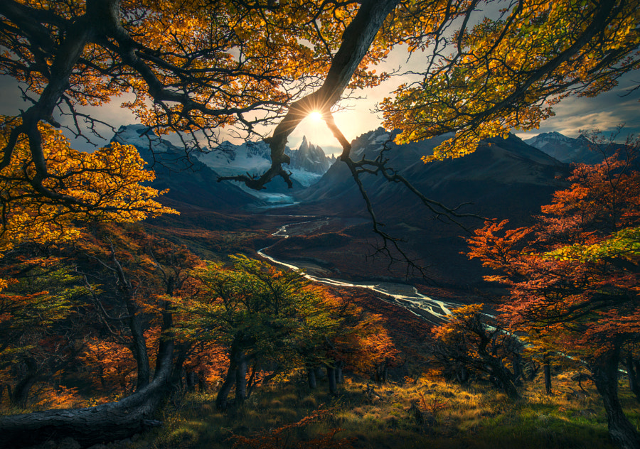 Change of the Seasons by Max Rive on 500px.com