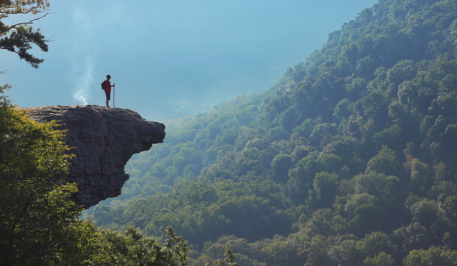 Whitaker point, hawks bill crag by Srinivas Dommety on 500px.com