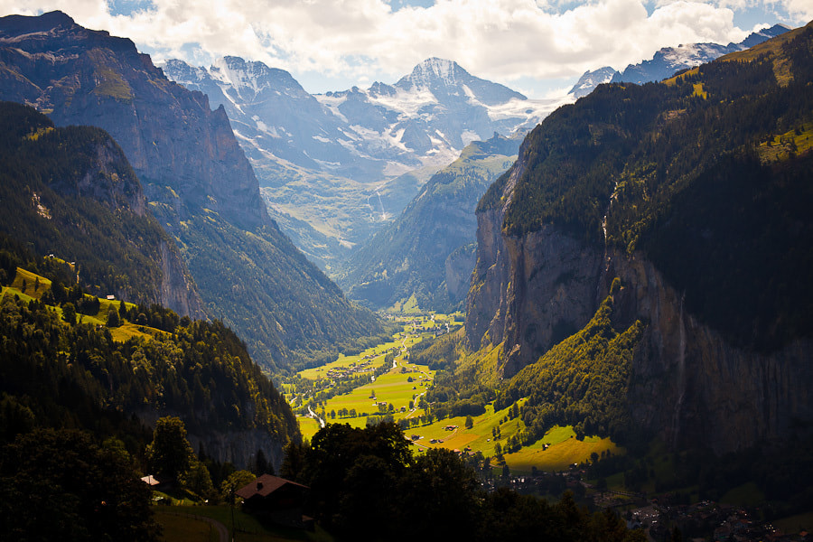 Photograph Lauterbrunnen valley - Switzerland by Orr Zahavi on 500px