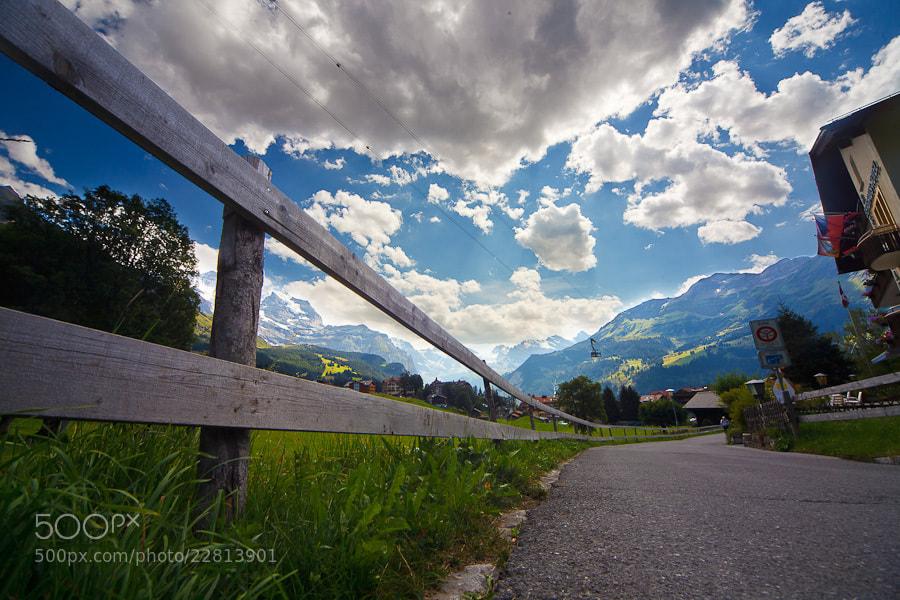 Photograph Wengen - Switzerland by Orr Zahavi on 500px