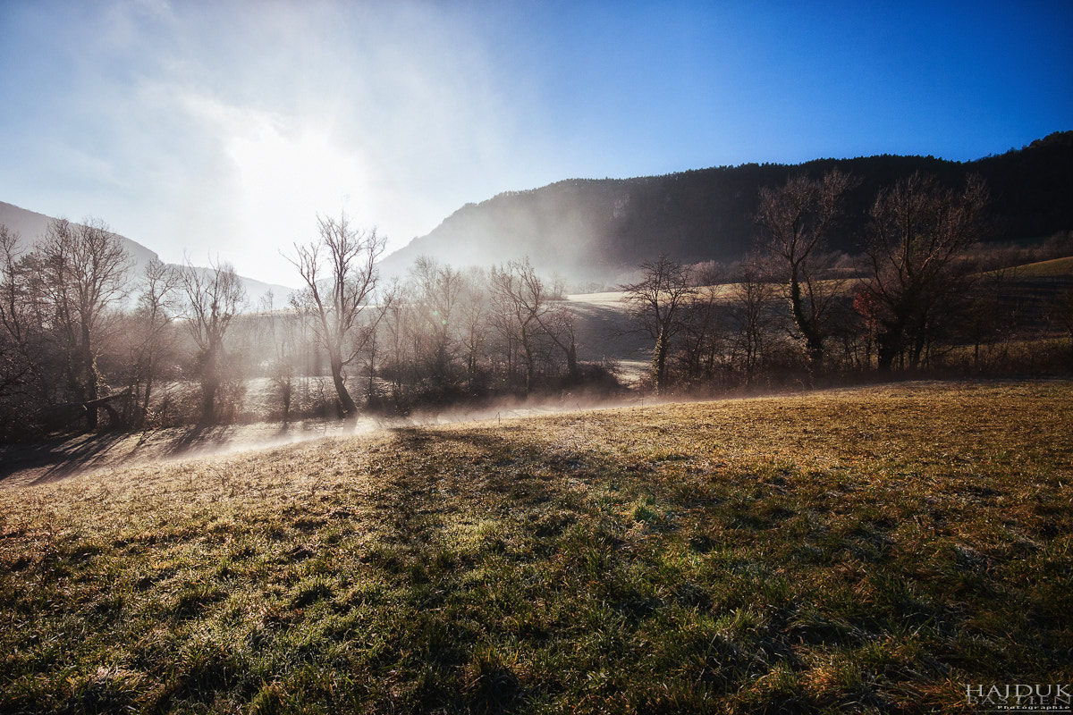 Photograph Winter morning by Bastien HAJDUK on 500px