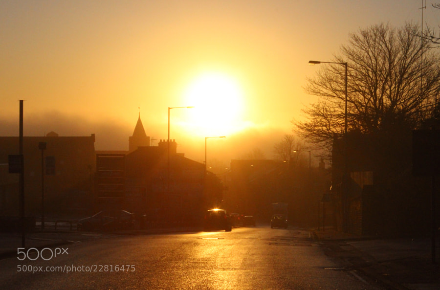 Photograph shining morning in Bradford by Andrew Wynne on 500px