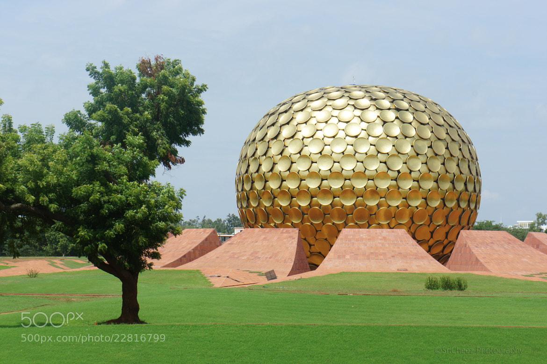 Photograph Auroville by Srinivasan Arumugam on 500px
