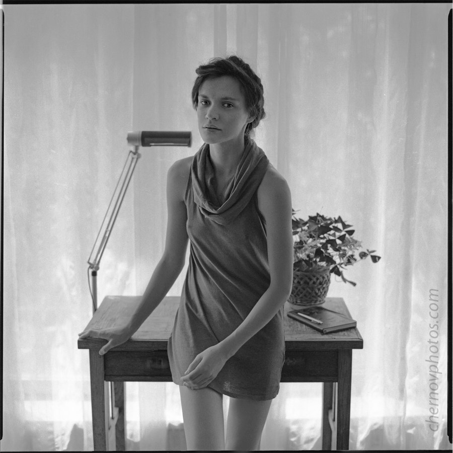 Photograph Sonia Soltes by Anton Chernov on 500px