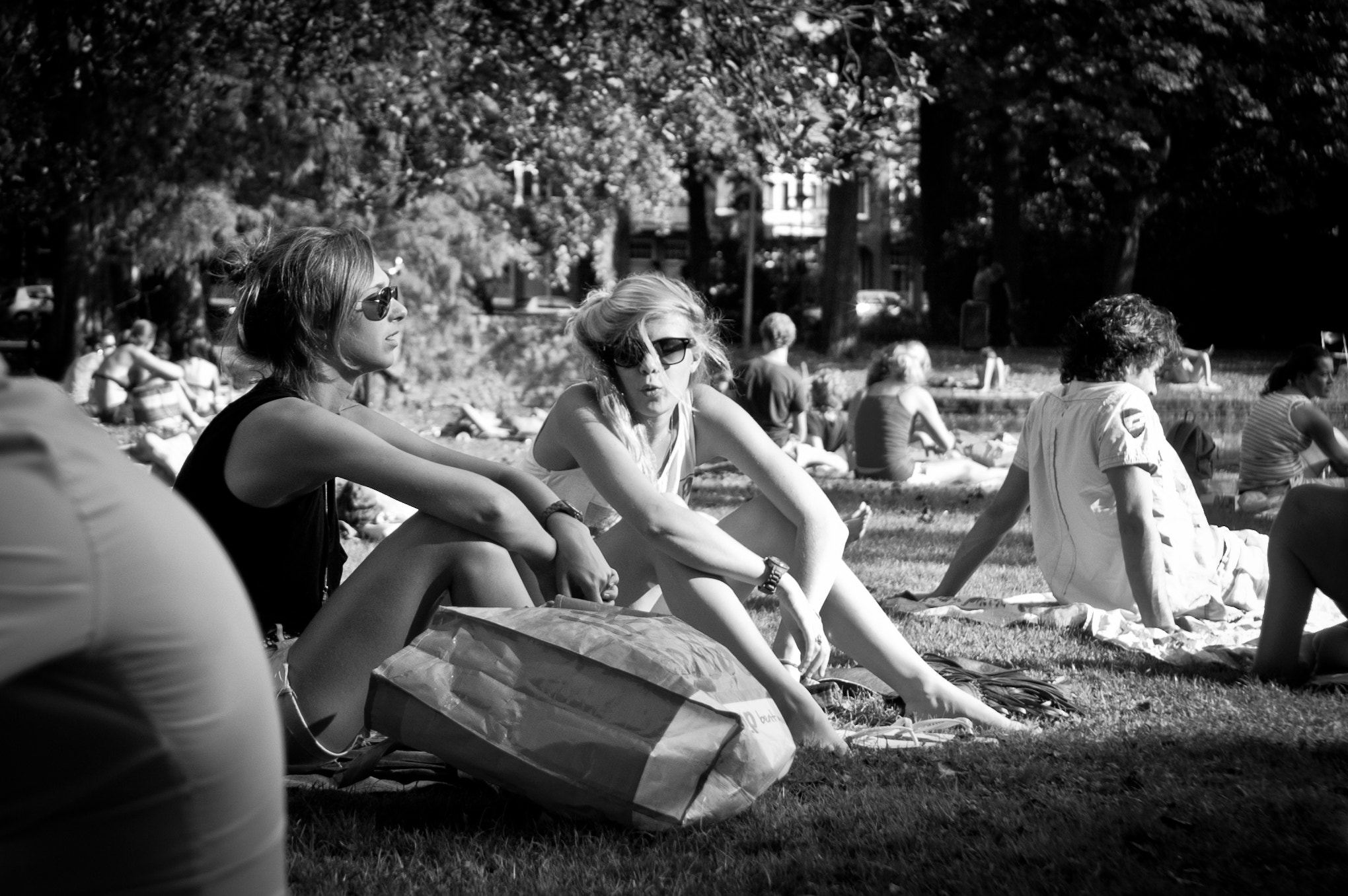 Photograph Girls of Summer by Andrew Christanto on 500px