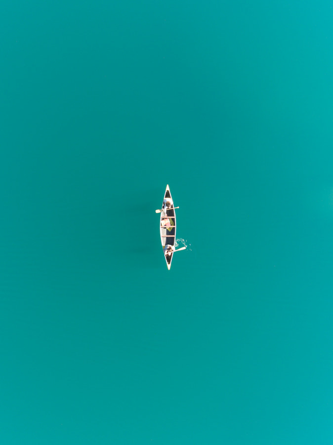 Canoe by Aidan Campbell on 500px.com