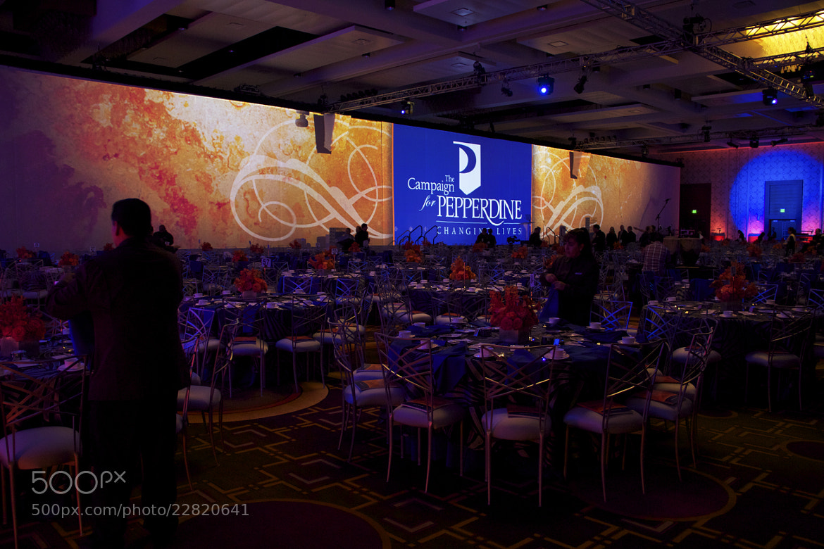 Photograph Pepperdine Event by William Hayek on 500px